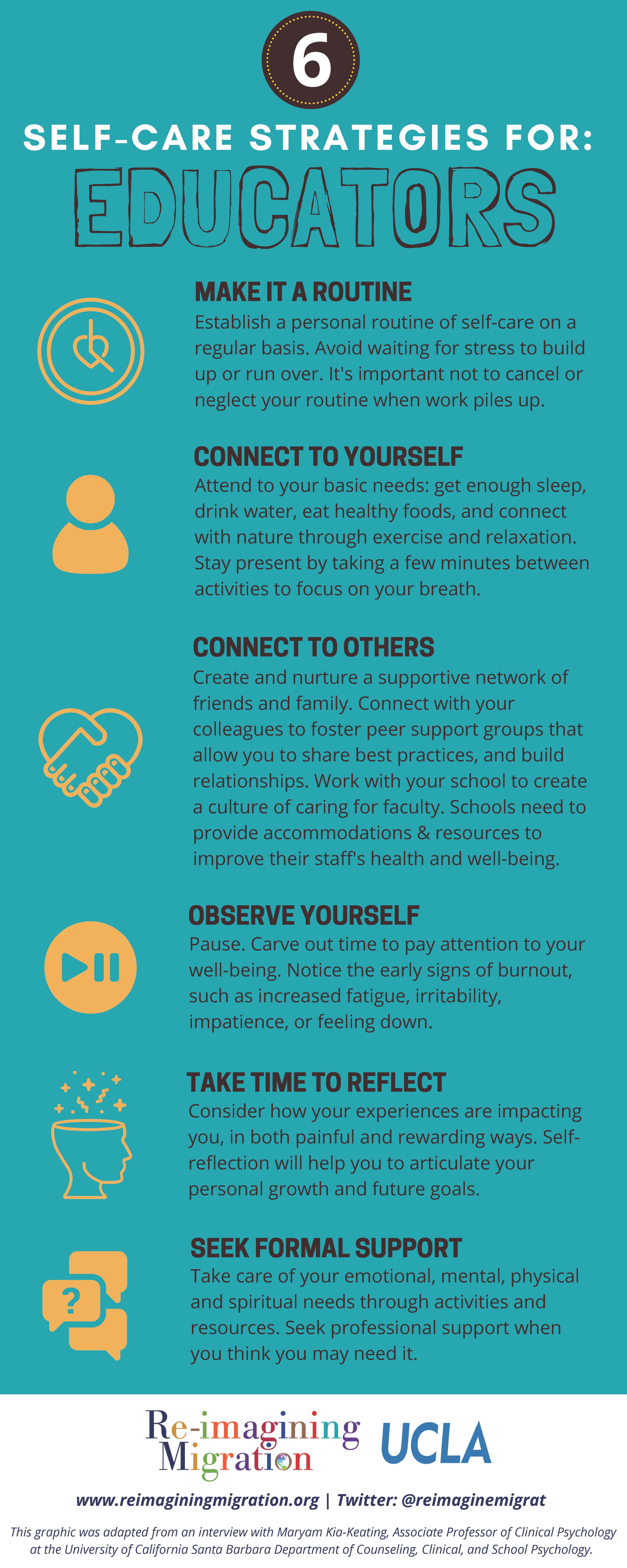 Self Care for Educators